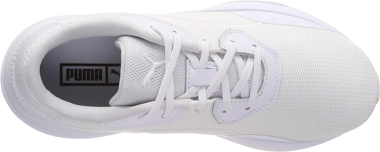PUMA Shoku Non-Knit BT, Sneakers Basses Mixte Adulte Blanc Puma White