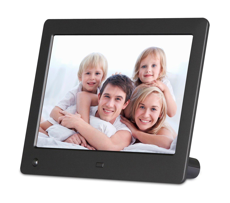 Xoro DPF 8A2 Digitaler Bilderrahmen 8 Zoll schwarz: Amazon.de: Kamera