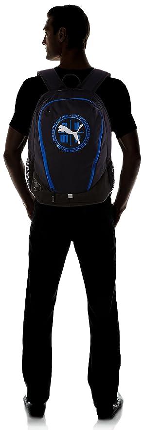 95faeb70b751 Puma Blue Casual Backpack (7295603)  Amazon.in  Bags