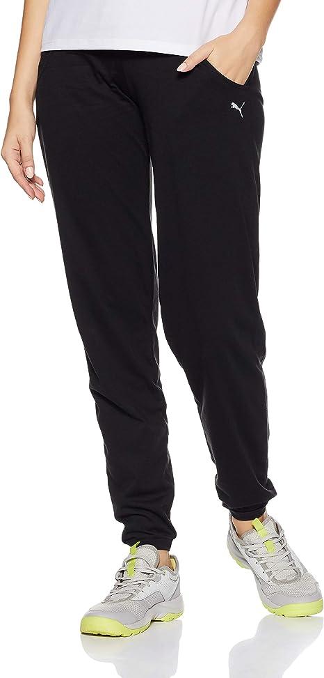 PUMA Essential Pant Dancer Pantalones de Deporte & chándal Femmes ...
