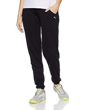 bfc41eaad4b89 PUMA Essential Pantalon Femme Puma Black FR : XS (Taille Fabricant : XS)