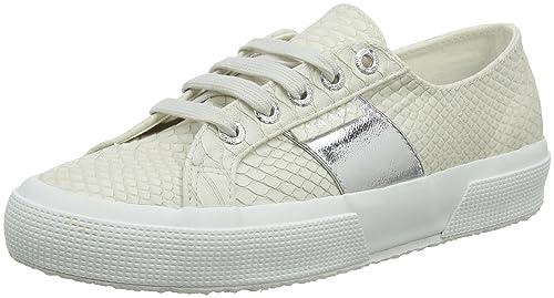 Superga 2750 Pusnakew Sneaker Donna Grigio Lt. Grey S506 41 EU Scarpe