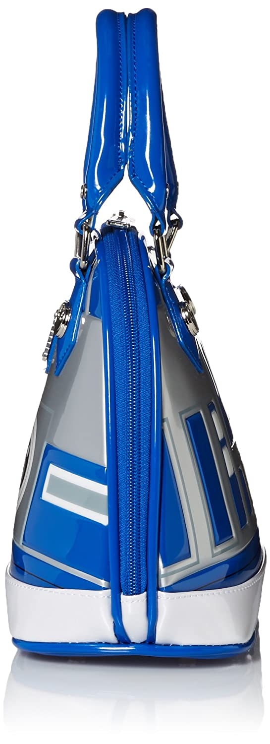Amazon.com: Loungefly Star Wars R2D2 Azul/Blanco/Plata ...