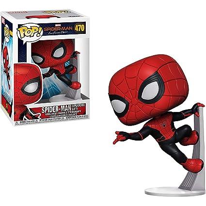 Amazon.com: Spider-Man [traje mejorado]: Spider-Man - Lejos ...