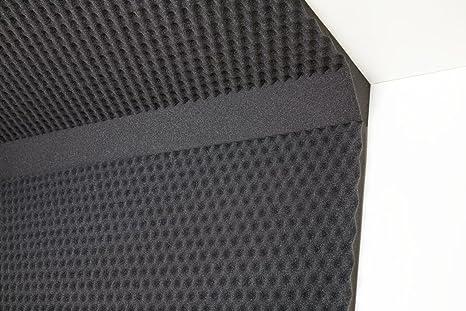 Mousse acoustique avec la peau PUR SKIN32 guaine isolant auto-adh/ésif