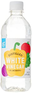 Amazon Brand - Happy Belly White Distilled Vinegar, Kosher, 16 Fl Oz