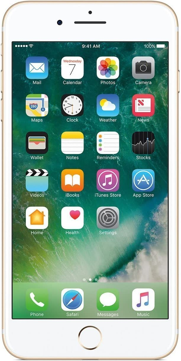 Apple iPhone 7 Plus - T-Mobile Locked  (Gold, 256 GB)(Renewed)