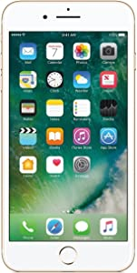 Apple iPhone 7 Plus, 32GB, Gold - For AT&T (Renewed)