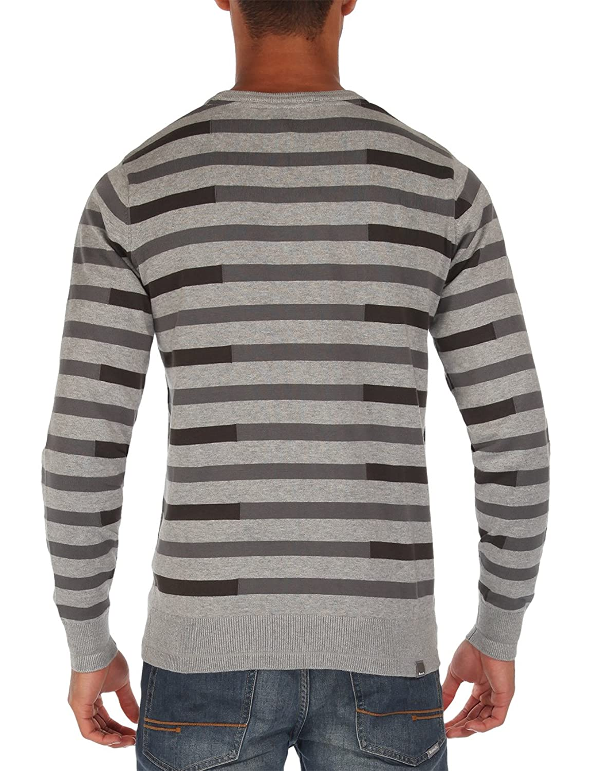 Bench Men's Strickpullover Stagger Jumper