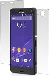 StilGut® film de protection en verre trempé pour Sony Xperia Z3 Compact - protection avant et arrière