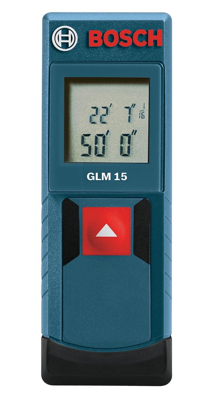Bosch GLM 15 Compact Laser Measure, 50-Feet by Bosch: Amazon.es: Bricolaje y herramientas