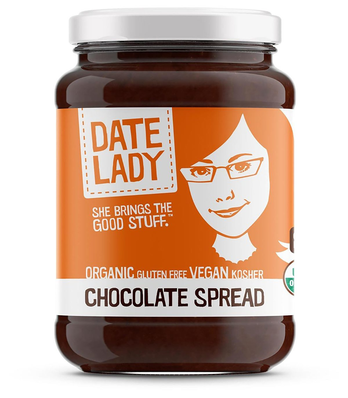 Date Lady Chocolate Spread - 10.2 oz