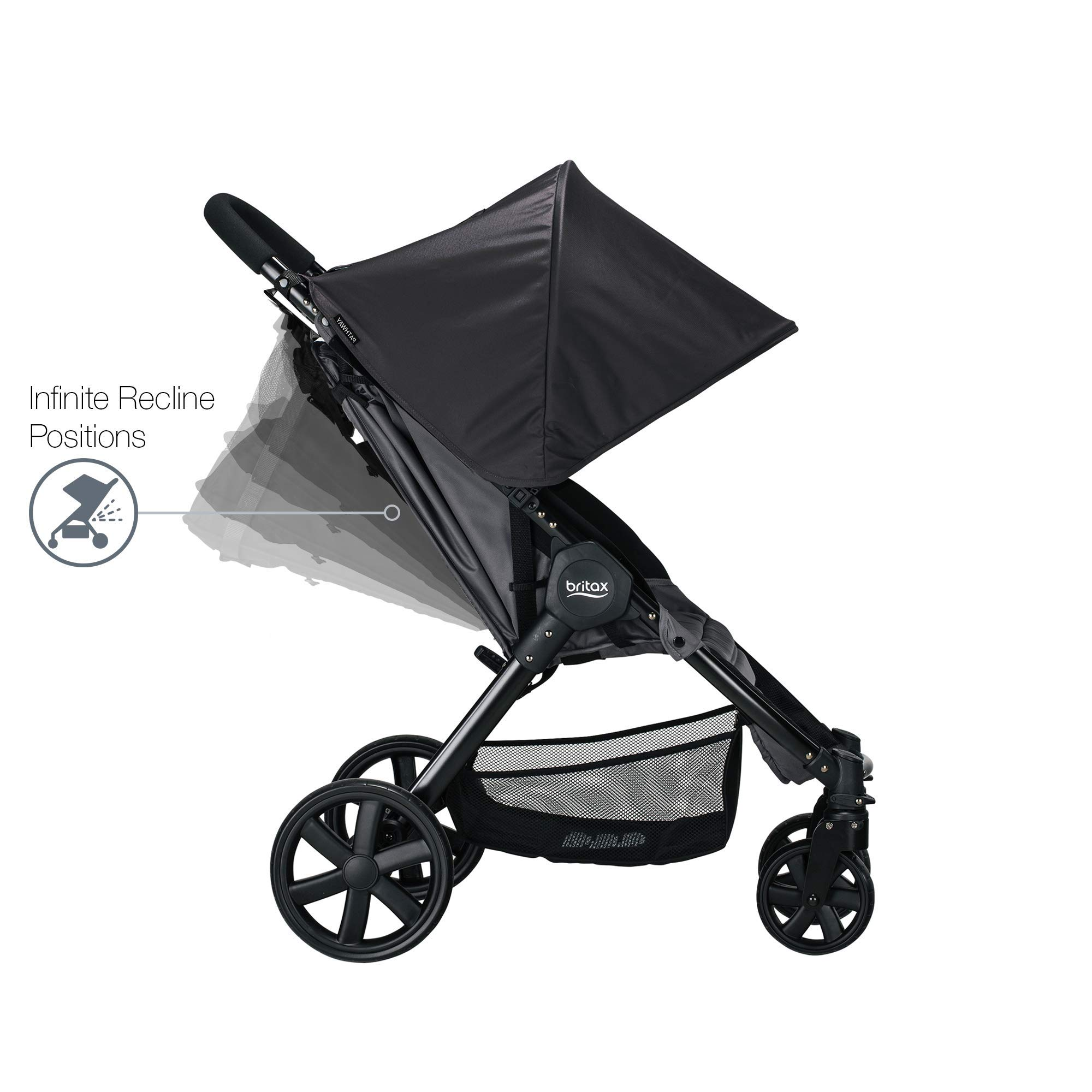 Britax Pathway & B-Safe Ultra Travel System, Sketch by BRITAX (Image #11)