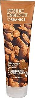 product image for Desert Essence Organics Almond Body Wash, Hydrating, 8 Oz