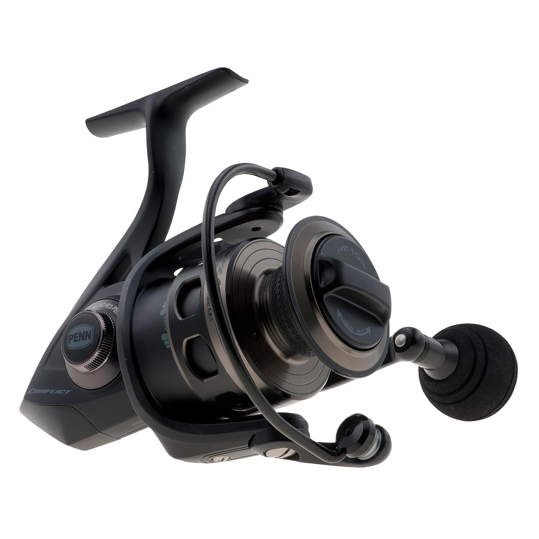 Penn conflict 5000 spinning reels 031324197206 ebay for Penn fishing combos