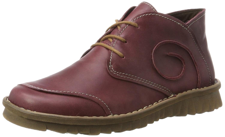 Josef Seibel Melli 15 - Zapatillas Mujer 37 EU|Rot (Bordo)