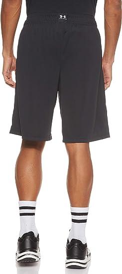 Pantaloncini Under Armour 1305729 Uomo Heatgear Bermuda Shorts Basket Bande