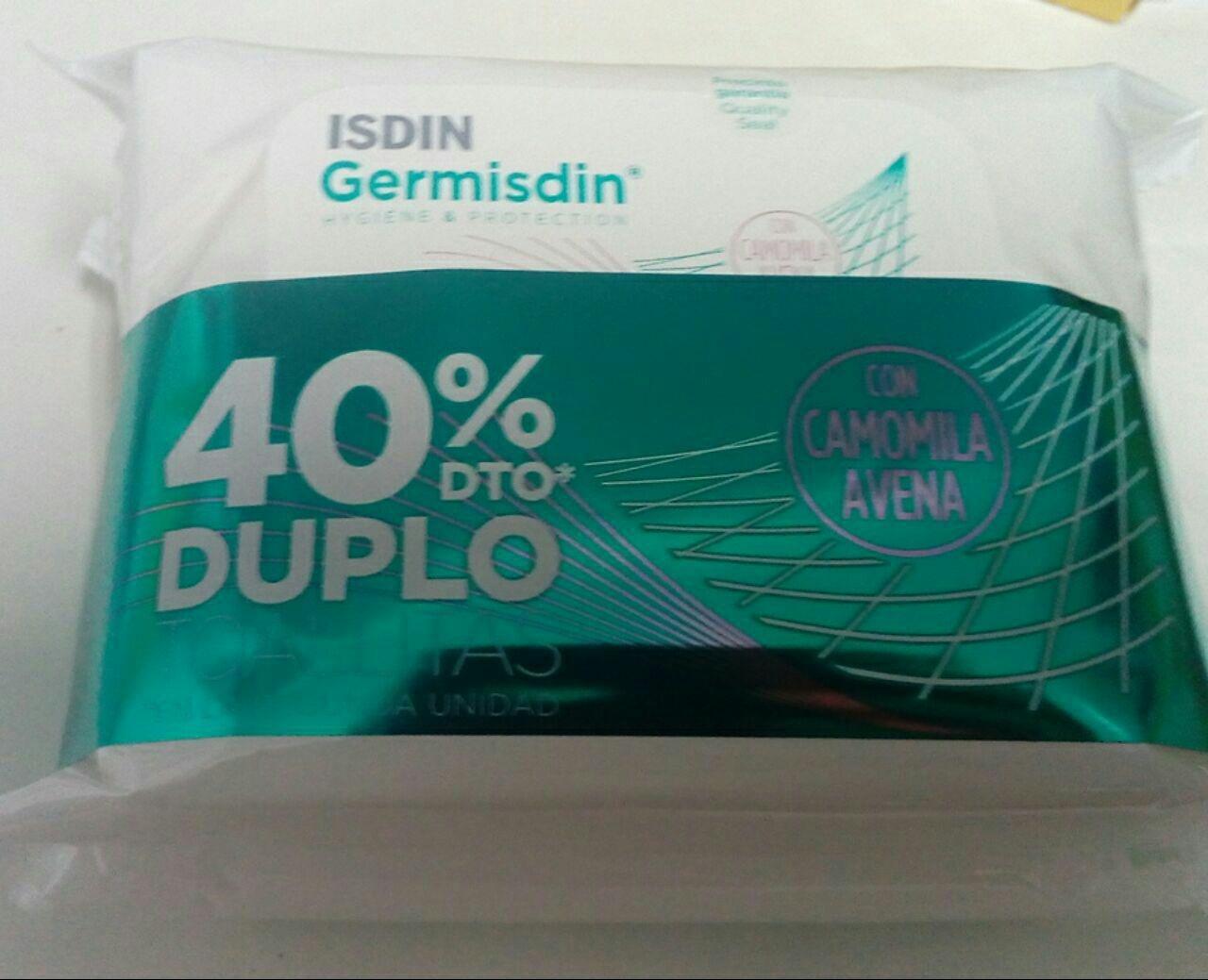 GERMISDIN PACK 20+20 TOALLITAS HIGIENE INTIMA: Amazon.es: Salud y cuidado personal