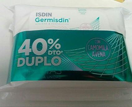 GERMISDIN PACK 20+20 TOALLITAS HIGIENE INTIMA