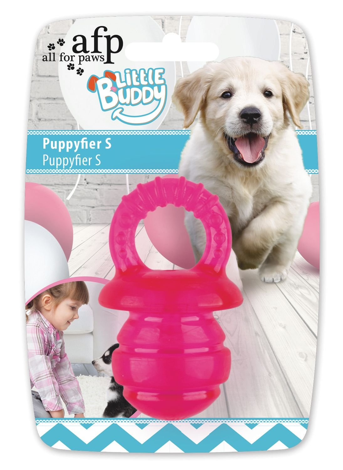 All for Paws AFP4219 Chupete para Cachorros Little Buddy, L ...