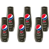 SodaStream Sirup Pepsi Max – 1 st. flaska levereras med 9 liter färdig porslin, förberedd i sekunder och alltid färsk…