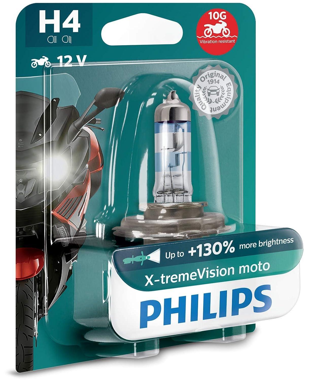 Philips MT-PH 12342XV+BW Bombillas H4