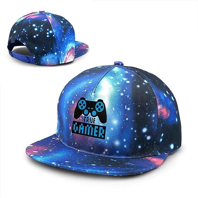 True Gamer Star Gorra de béisbol Sombreros de papá Ajustables ...