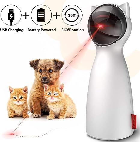 Kết quả hình ảnh cho Automatic Laser Toy for Cats