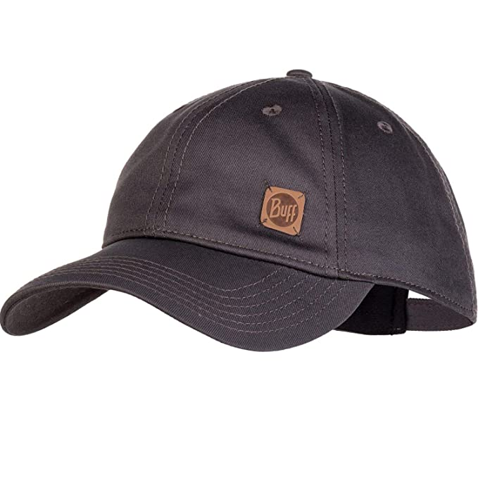 Buff Solid Gorra Baseball, Unisex Adulto, Grey Pewter, Talla única ...