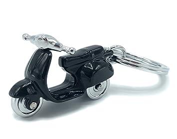 Llavero de moto tipo Vespa - Scooter: Amazon.es: Juguetes y ...