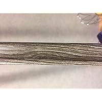 Extreme® suelo laminado Scotia para cuentas–Old gris Planked–10x