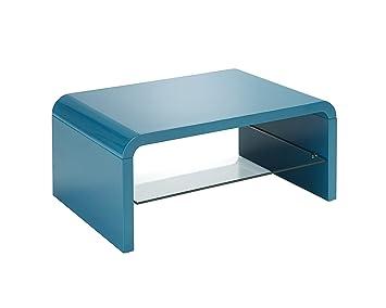Presto Mobilia 11425 Couchtisch Wohnzimmertisch Tisch Tacco 90 X 60 40 Cm Petrol