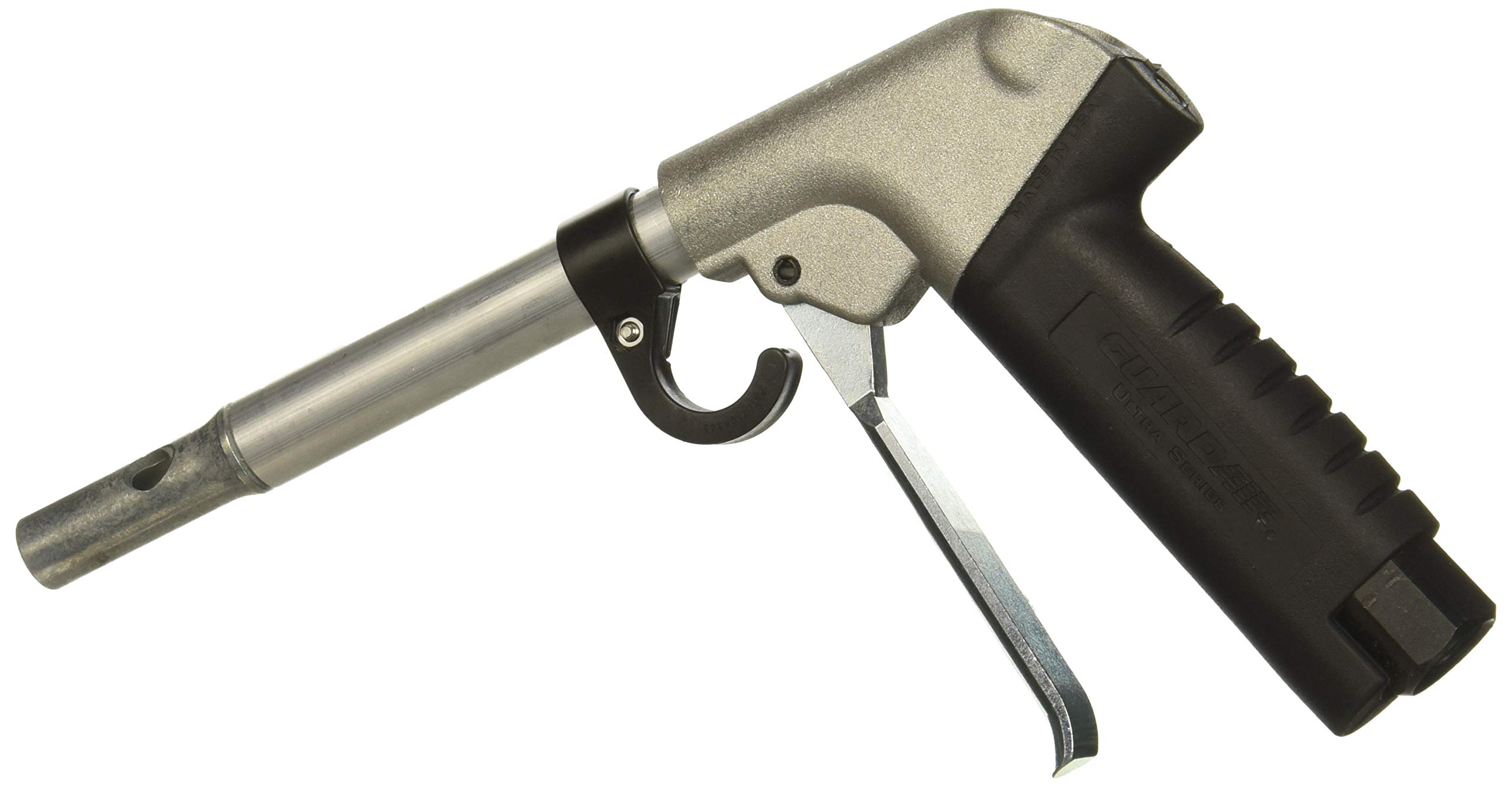 Guardair U75LJ006AA3 Ultra Venturi Long Trigger Air Gun with 6-Inch Extension