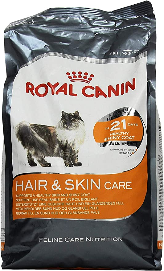 ROYAL CANIN Feline Hair & Skin 33-4000 gr: Amazon.es: Productos para mascotas