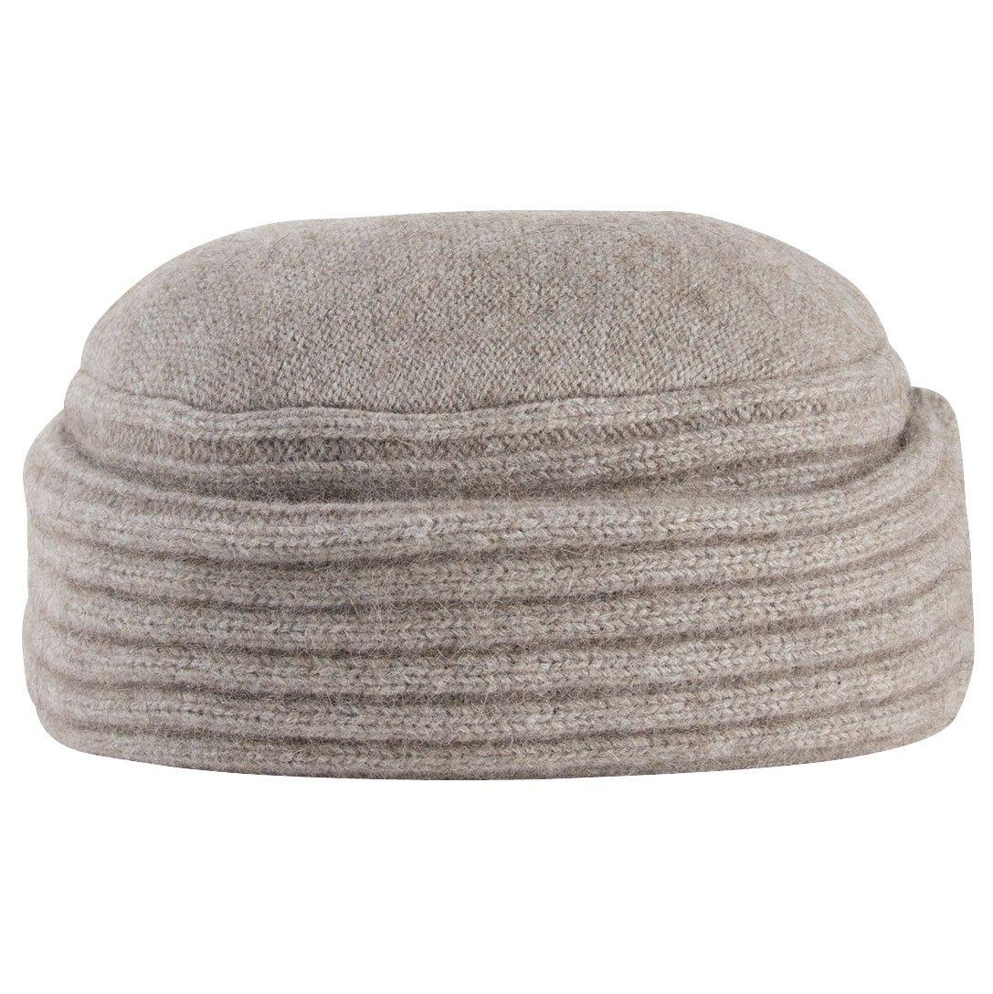 Merinomink Felted Hat, Merino Possum Blend, Stone by Merinomink (Image #2)