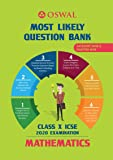Most Likely Question Bank for Mathematics: ICSE Class 10 for 2020 Examination