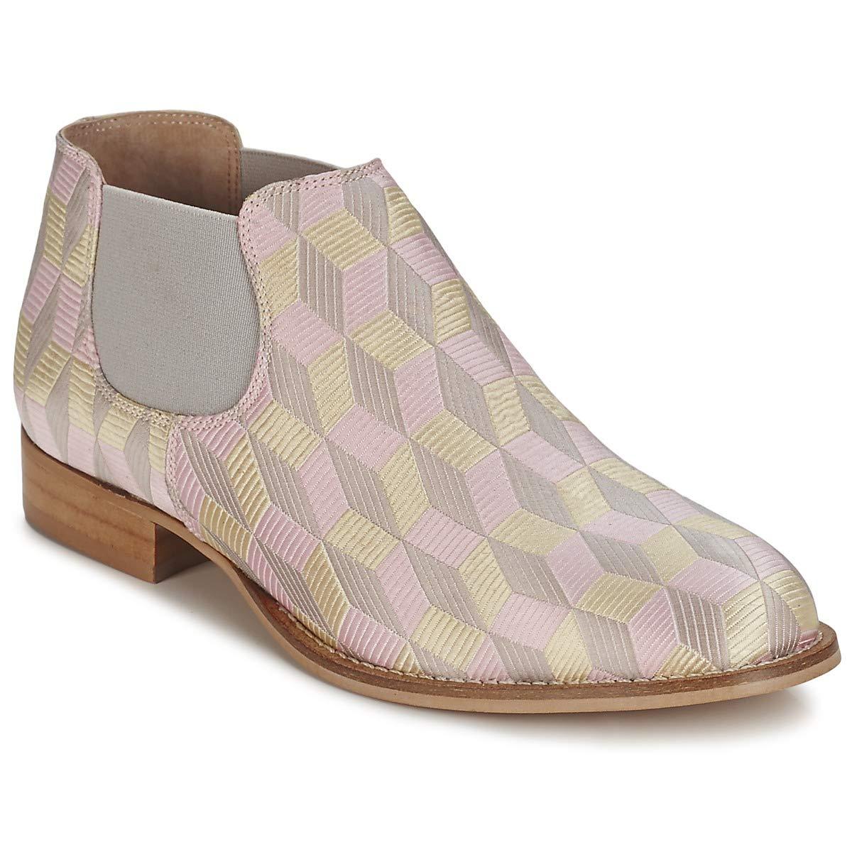 Betty London ENOUME Stiefelletten Stiefel Damen Multifarben Ankle Stiefel