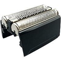 Andoer Substituição da lâmina de barbear e cartucho da cabeça do aparador do aparador para Braun Série 5