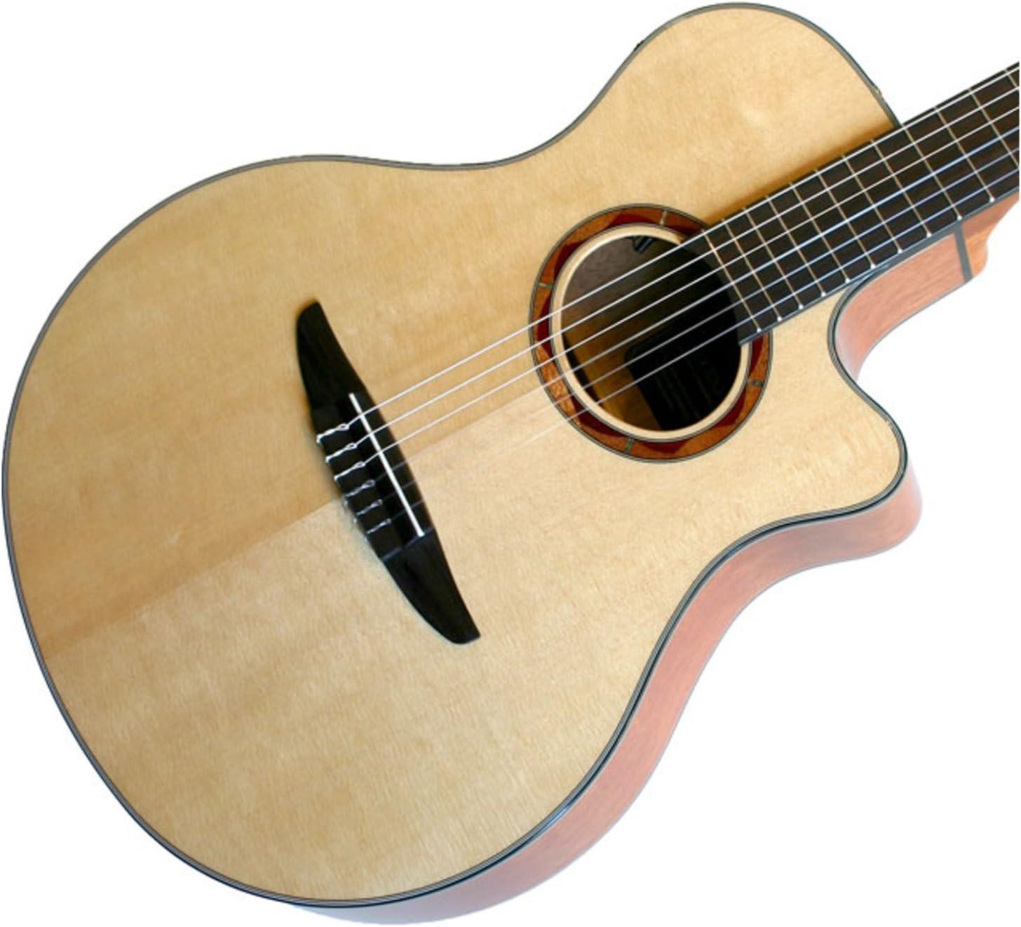 Yamaha ntx700 NTX guitarra electroacústica clásica guitarra w ...