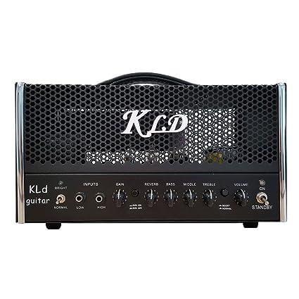 KLD Uranus 5HM cabecero amplificador para guitarra 5 W Clase A
