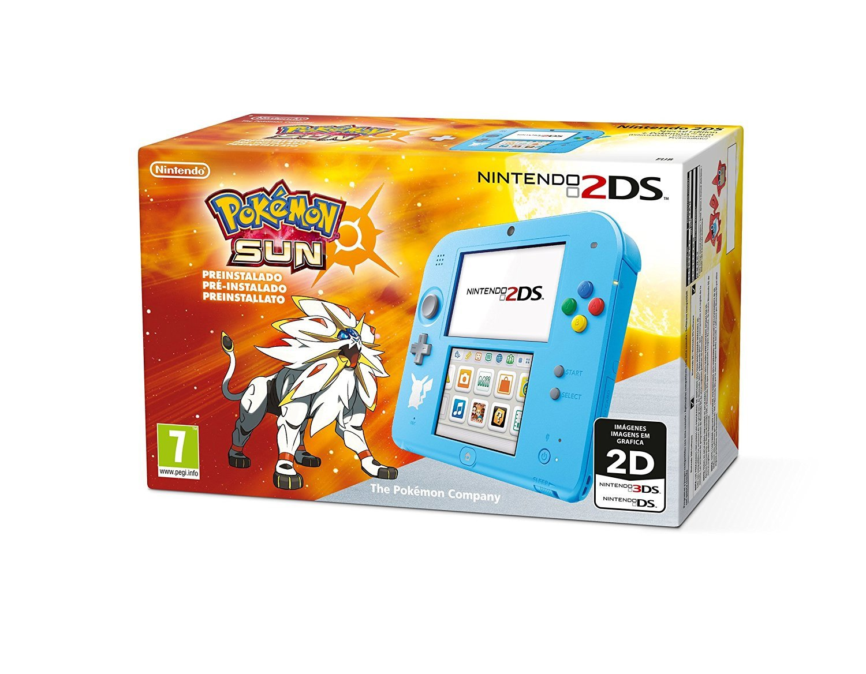 Nintendo 2DS Pokémon Sol