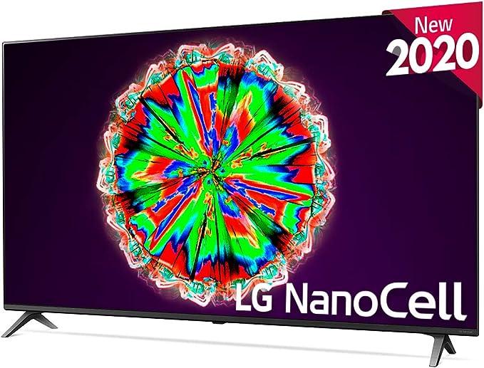 LG 55NANO806NA - Smart TV 4K NanoCell 139 cm, 55