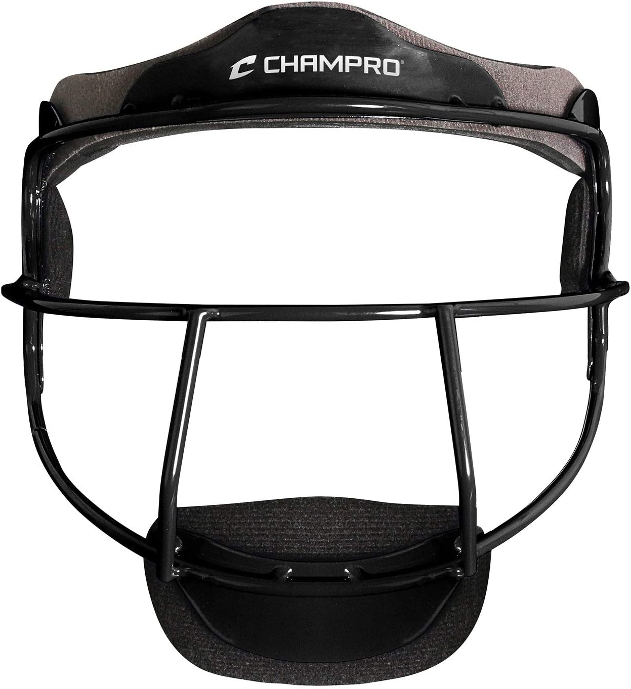 CHAMPRO Defensive Fielder Mask – Perfect for Softball, Teeball, Baseball, with sizes and colors for all ages : Sports & Outdoors