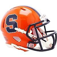 $33 » Syracuse Orangemen Riddell Speed Mini Football Helmet - Autographed College Mini Helmets