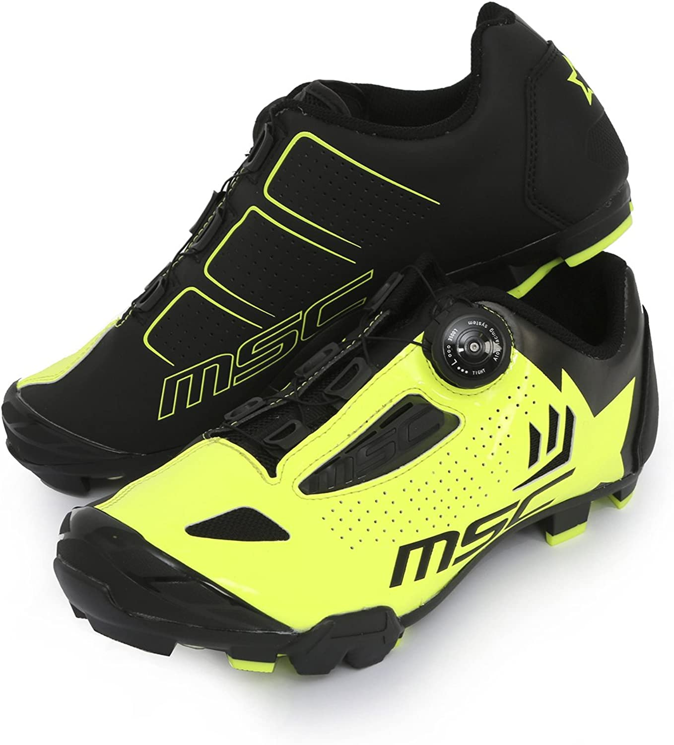 MSC Bikes Aero XC Zapatillas, Unisex Adulto: Amazon.es: Deportes y ...