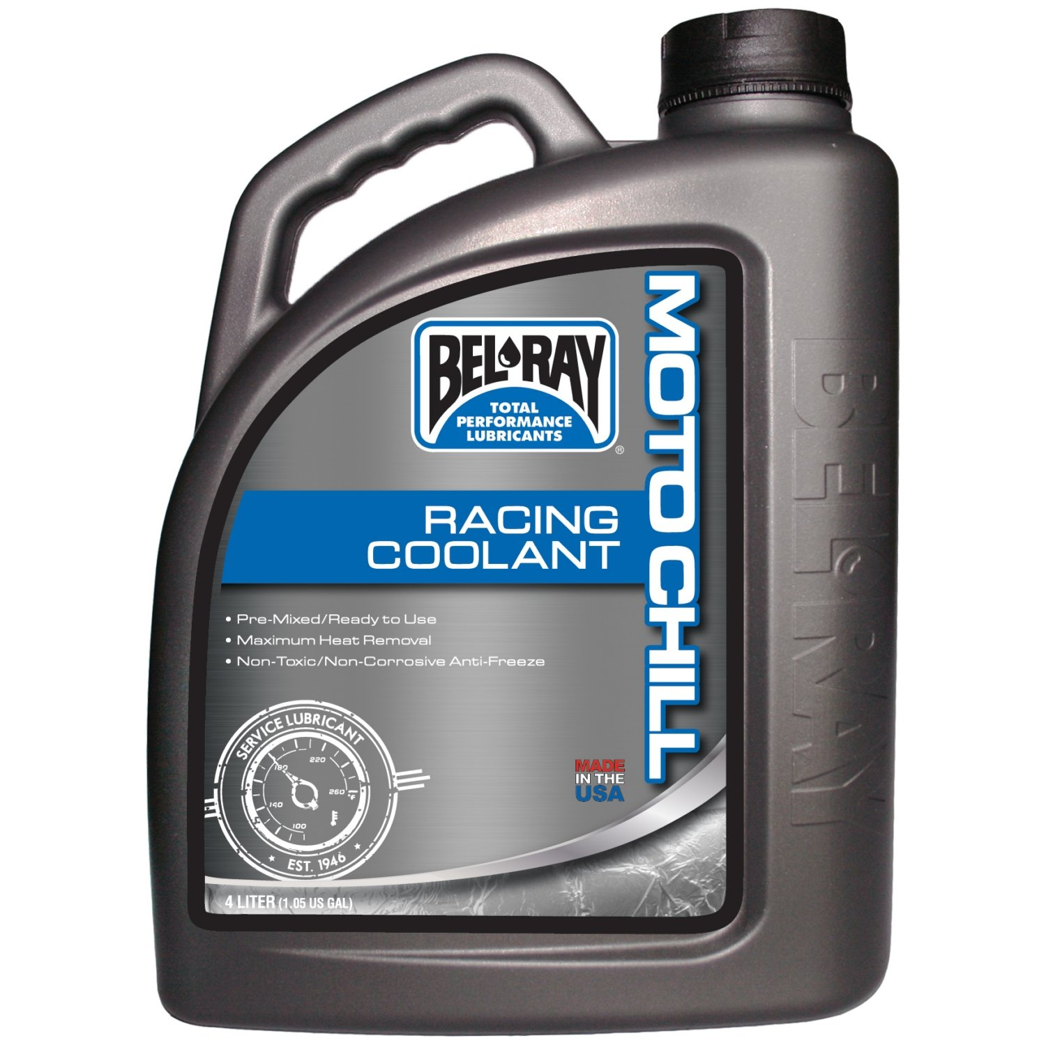 Bel-Ray Moto Chill Racing Coolant - 4L. 99410-B4LW