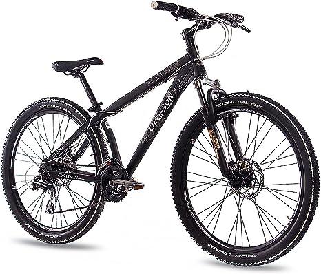 66.04 cm aluminio MTB Mountain dirt Bike bicicleta CHRISSON tinta ...