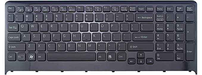 Sony Vaio VPCF213FX Remote Keyboard Drivers for Windows Mac