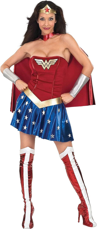 Deluxe Wonder Woman Costume Wonder Woman Halloween Fancy Dress