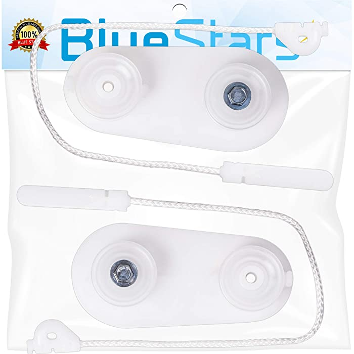 Ultra Durable 8194001 Dishwasher Door Link Kit by Blue Stars- Exact Fit for Whirlpool Kenmore KitchenAid Dishwasher- Replaces 1059756 8194001VP 8270018